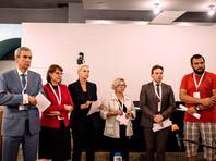 Члены Координационного совета (КС) оппозиции Белоруссии, 19 августа 2020 года