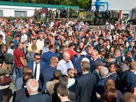 Александр Лукашенко посетил Минский завод колесных тягачей