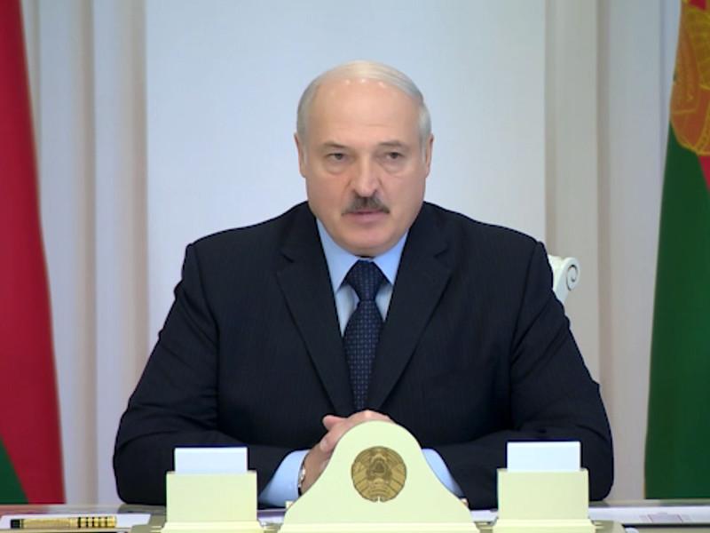 Лукашенко заявил, что ядро протестующих составили люди с криминальным прошлым и безработные