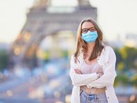 В отдельных районах Парижа снова вводится обязательный масочный режим