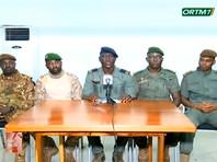 Пресс-секретарь созданного мятежниками Национального комитета спасения народа (НКСН) Исмаэль Ваге выступил на военной базе в Кати (близ столицы Бамако)