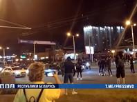 В Telegram-канале МВД Белоруссии опубликована новая сводка данных о протестах