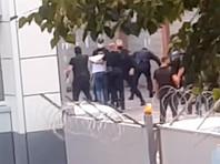 Задержанные в Октябрьском РУВД Минска