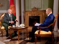 Александр Лукашенко 5 августа дал интервью украинскому журналисту Дмитрию Гордону