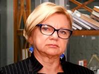 В Минске задержали известного юриста Лилию Власову, члена президиума координационного совета оппозиции