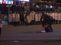"""Не менее семи ведущих белорусских госканалов """"Беларусь 1"""" и ОНТ объявили о своем увольнении на фоне массовых протестов в стране"""