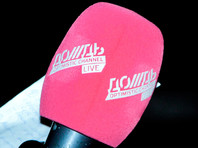"""Телеканал """"Дождь"""" сообщает о задержании своих журналистов в Минске, где они освещают выборы президента Белоруссии"""