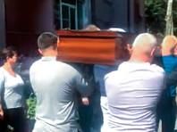 В белорусском Гомеле в воскресенье простились с 25-летним Александром Вихором, умершем после задержания во время протестов