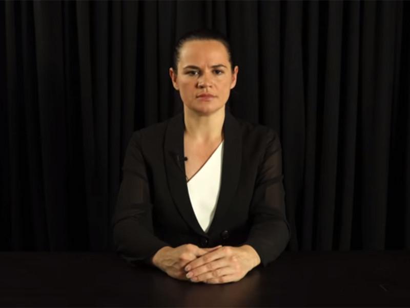 Лидер белорусской оппозиции, кандидат в президенты страны Светлана Тихановская опубликовала на Youtube обращение к Европейскому совету, в котором объяснила причины создание Национального координационного совета Белоруссии