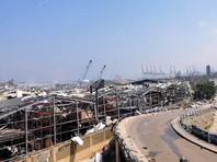 Бейрут, 5 августа 2020 года