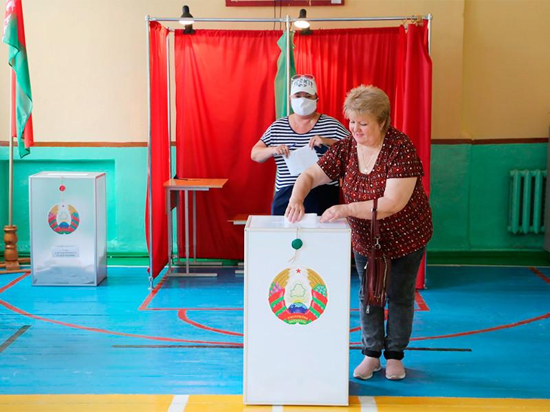 Государственный экзитпол показал победу Лукашенко на выборах президента Белоруссии