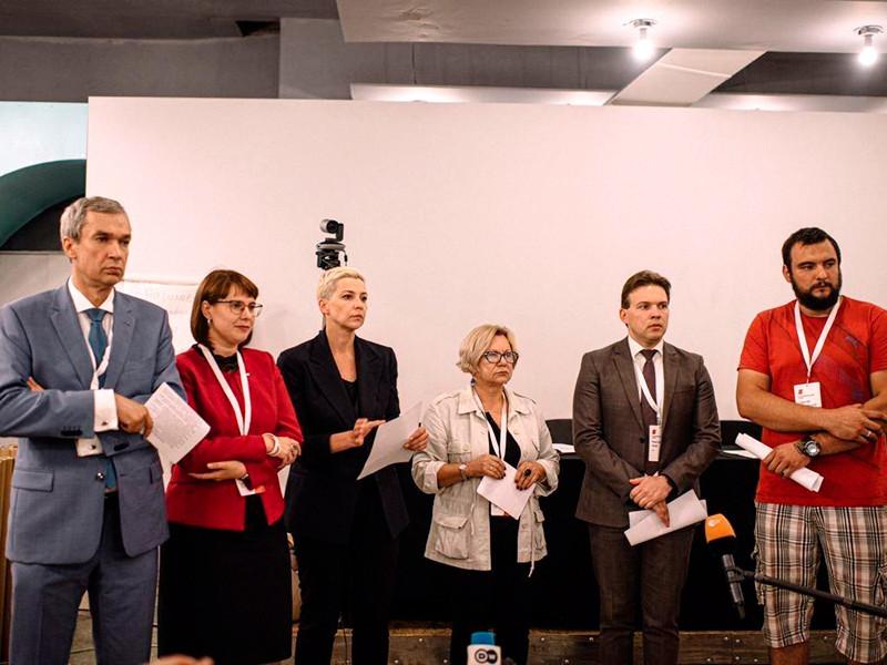 Белорусская оппозиция потребовала срочной встречи с силовиками