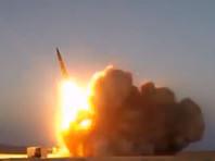 Иран продемонстрировал новые ракеты, назвав одну из них в честь убитого генерала Сулеймани (ВИДЕО)