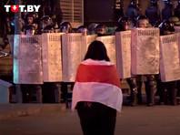 В Белоруссии с 9 августа проходят акции протеста