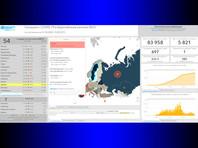 Данные по заболеваемости COVID-19 в Швеции