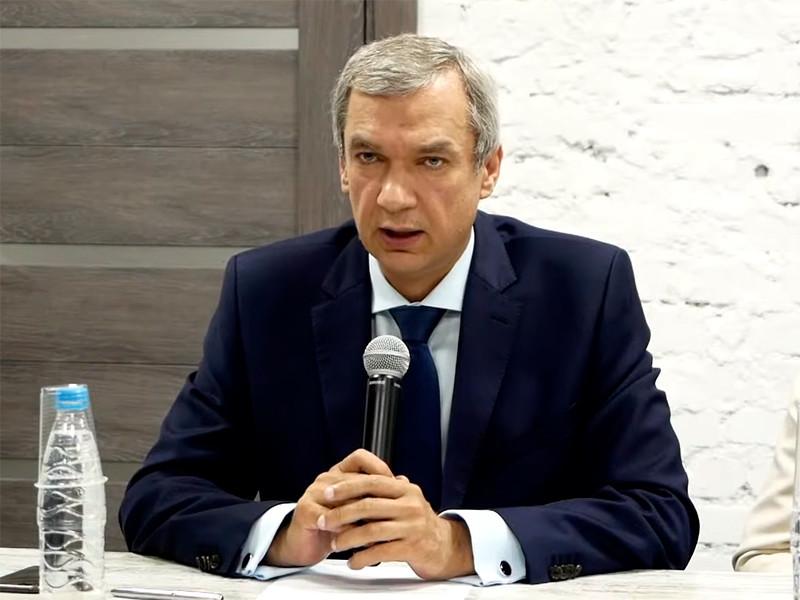 Павел Латушко, пресс-конференция после второго заседания Координационного совета