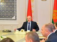 """Лукашенко призвал граждан """"не высовываться на улицы"""""""
