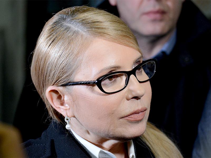 Юлия Тимошенко с коронавирусом попала в больницу в тяжелом состоянии