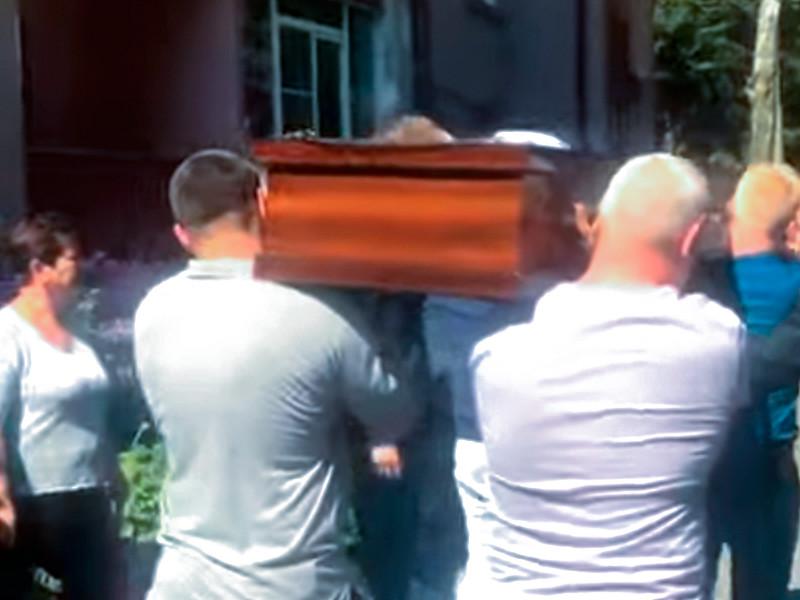 В Гомеле простились со вторым молодым человеком, умершим после задержания