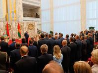 """Лукашенко на тайной инаугурации назвал церемонию днем """"убедительной и судьбоносной"""" победы"""