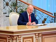 На фоне протестов в Минске США, Британия, Германия и другие страны отказались считать Лукашенко законным президентом Белоруссии