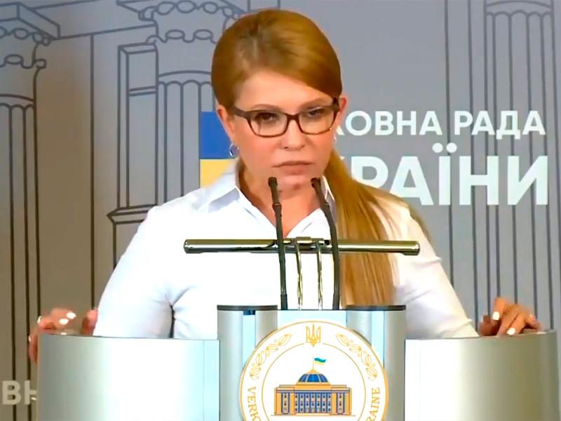 """Пресс-секретарь Юлии Тимошенко назвала бредом сообщения о ее уходе из политики"""" />"""