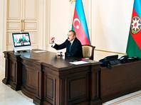 Урегулирование конфликта в Карабахе является исторической задачей Азербайджана, и Баку не согласится на ее половинчатое решение, заявил в воскресенье президент Ильхам Алиев