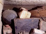 27 нетронутых саркофагов обнаружены археологами в Саккаре, древнеегипетском некрополе, расположенном неподалеку от Каира