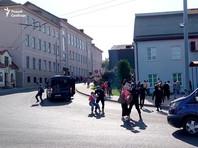 МВД Белоруссии сообщило о задержании 442 человек в ходе протестных акций в регионах страны 20 сентября, в том числе 266 протестующих в Минске