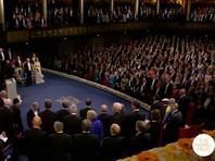 Церемония вручения Нобелевских премий в Стокгольме, 10 декабря 2019 года