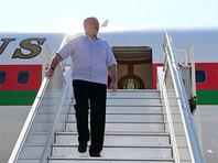 """Лукашенко впервые после выборов и начала протестов улетел из Белоруссии, чтобы встретиться с Путиным """"один на один"""""""