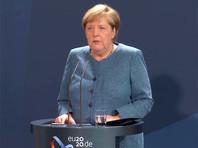 Меркель ждет реакции официальной Москвы по ситуации с отравлением Навального