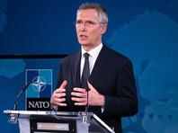 Столтенберг созвал Совет НАТО на уровне послов по ситуации с Навальным