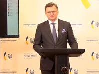 Украина не признает легитимность выборов президента в Белоруссии и соответственно победу на них Александра Лукашенко, заявил глава украинского МИД Дмитрий Кулеба