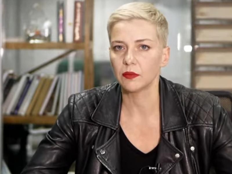 Мария Колесникова арестована и находится в минском СИЗО