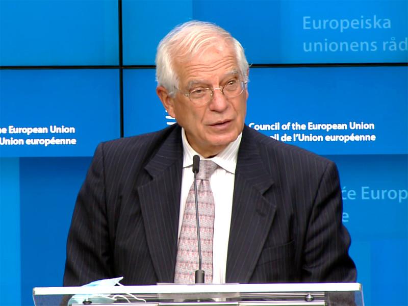 """Евросоюз не ввел санкции против режима Лукашенко: главы МИД ЕС не смогли договориться из-за Кипра"""" />"""