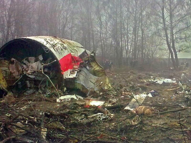 Прокуратура Польши просит арестовать диспетчеров из Смоленска, работавших при крушении самолета Качиньского в 2010 году