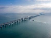 Источники: Евросоюз одобрил санкции против строителей Крымского моста