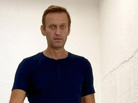 """Навального после 32 дней лечения выписали из стационара клиники """"Шарите"""" с прогнозом полного выздоровления"""