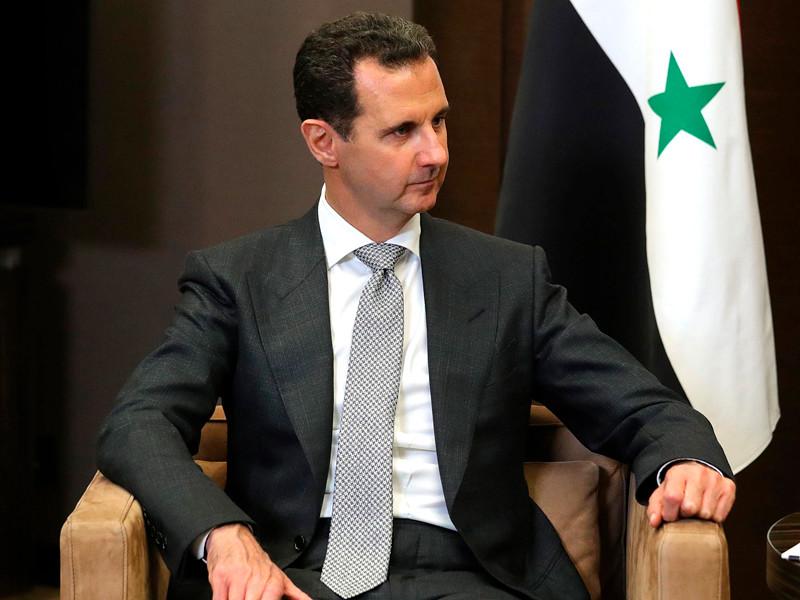 "Трамп признался, что собирался ""ликвидировать"" президента Сирии Башара Асада"" />"