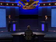 Первые дебаты кандидатов в президенты США превратились в перебранку