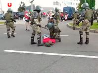 Более 400 демонстрантов задержаны за день в Минске