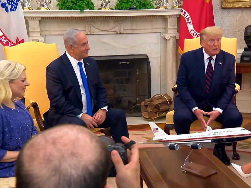 """Трамп анонсировал признание Израиля еще пятью арабскими странами"""" />"""