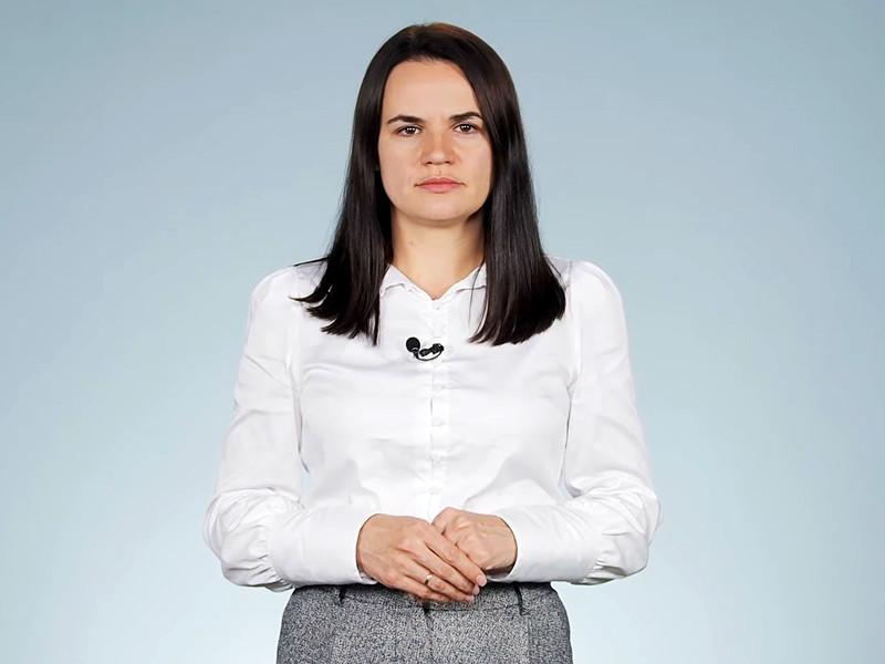 Лидер белорусской оппозиции Светлана Тихановская записала видеообращение к россиянам, призвав не верить пропагандистским СМИ и политикам, утверждающим, что протесты в Белоруссии нацелены против России