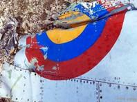 Фотографии с места крушения опубликованы в Facebook Единого информационного центра Армении