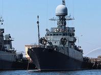 Корабль Балтфлота столкнулся с рефрижераторным судном в проливе между Данией и Швецией
