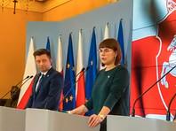 """""""Надели капюшон, положили на заднее сиденье и вывезли"""": Ковалькова рассказала, как оказалась в Польше"""
