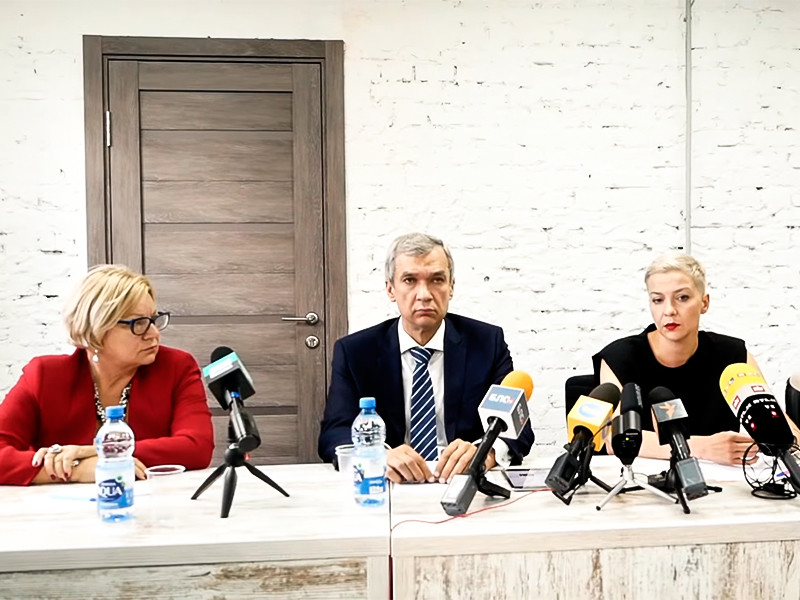 Координационный совет белорусской оппозиции продолжит работу без президиума, члены которого арестованы или выдворены