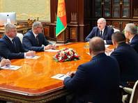 Лукашенко поменял местами нескольких чиновников