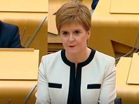 В речи, приуроченной к возобновлению работы парламента, Стерджен заявила, что до истечения сроков работы этого состава парламента власти опубликуют законопроект, в котором будут отображены детали голосования